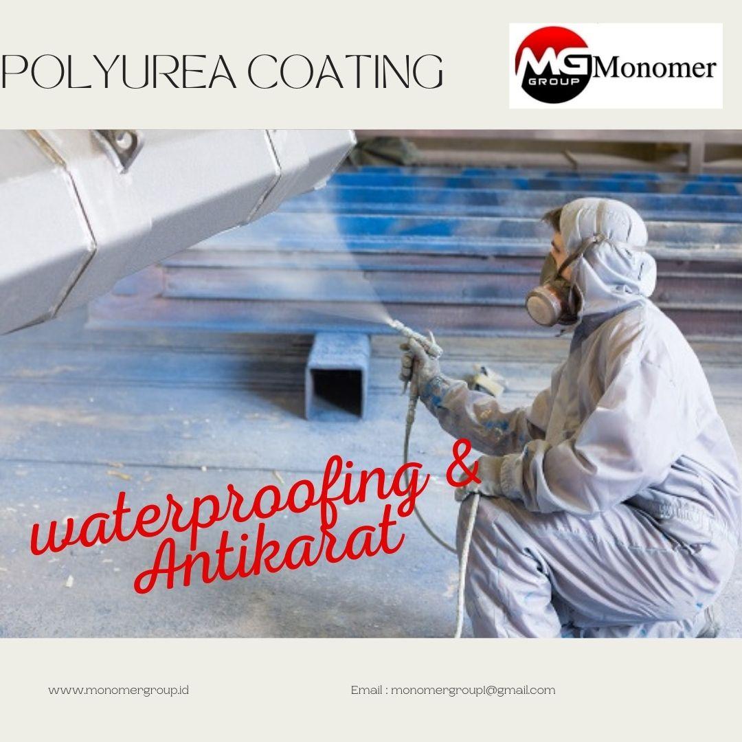 polyurea waterproofing
