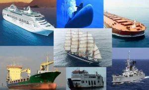 cat untuk kapal laut