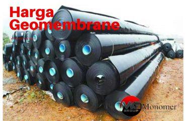 harga pemasangan geomembrane