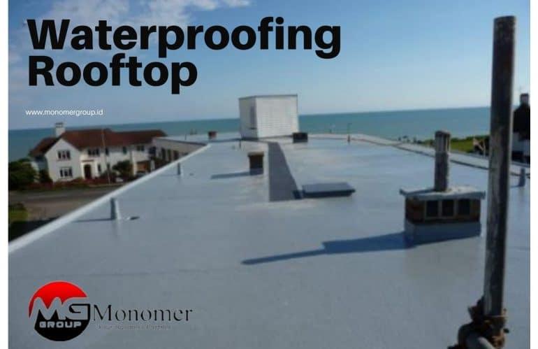 Jasa Perbaikan Bocor dan Waterproofing Rooftop